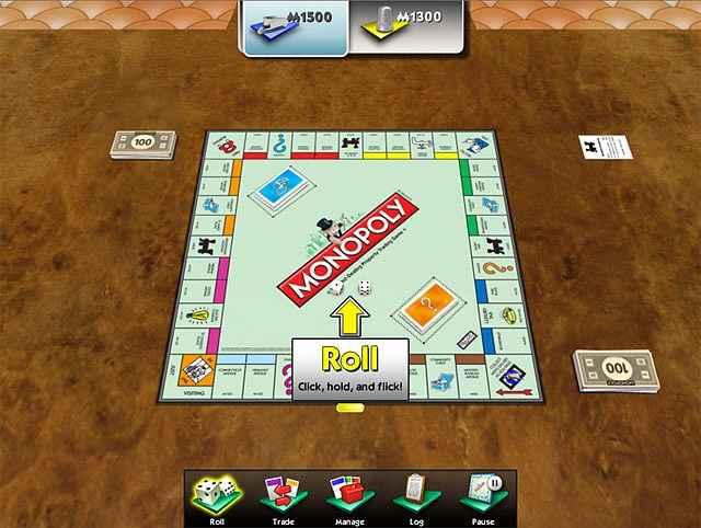 monopoly screenshots 1