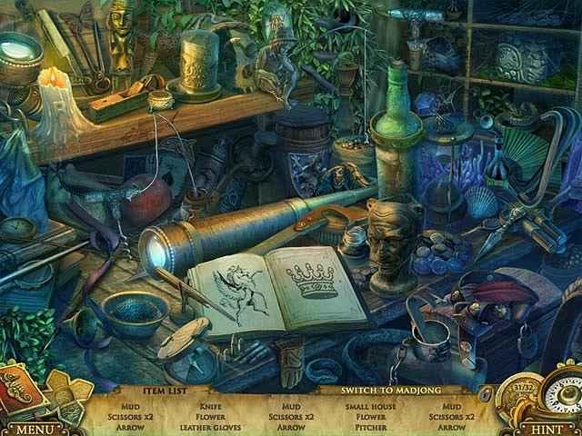 mayan prophecies: ship of spirits collector's edition screenshots 2