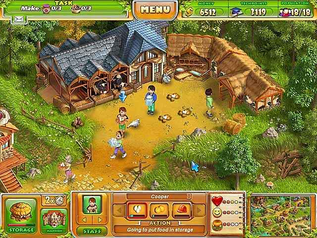 farm tribe 2 screenshots 1