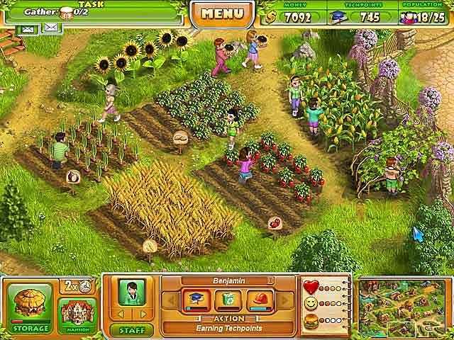 farm tribe 2 screenshots 3