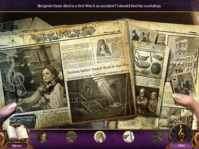 death upon an austrian sonata: a dana knightstone novel collector's edition screenshots 2
