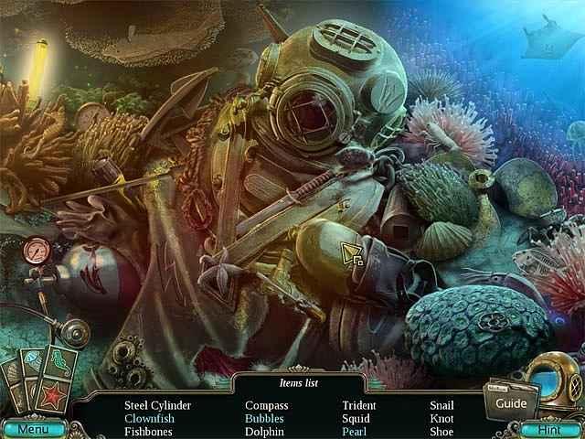 abyss: the wraiths of eden screenshots 1