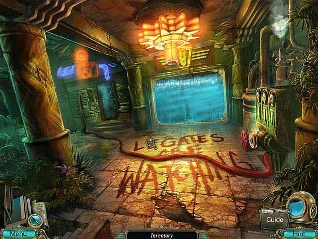 abyss: the wraiths of eden screenshots 2