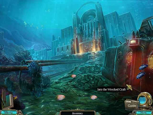 abyss: the wraiths of eden screenshots 3