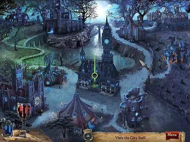 twilight city: love as a cure screenshots 1