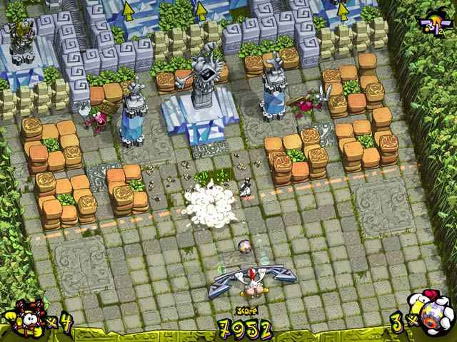 chicken attack deluxe screenshots 1