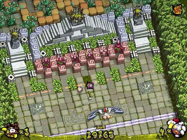 chicken attack deluxe screenshots 2