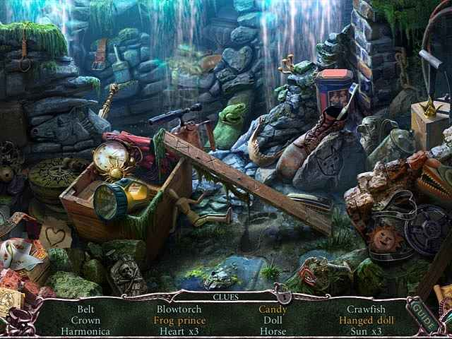 mystery of the ancients: curse of the black water collector's edition screenshots 1