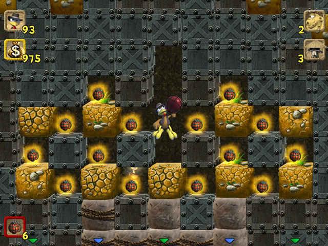moorhuhn: the jewel of darkness screenshots 1