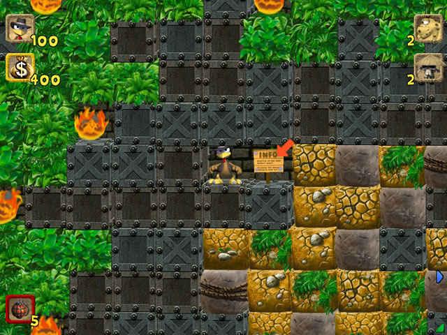 moorhuhn: the jewel of darkness screenshots 3
