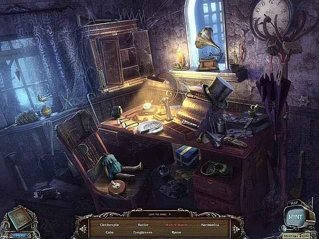 forbidden secrets: alien town collector's edition screenshots 1