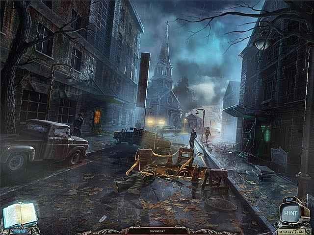 forbidden secrets: alien town collector's edition screenshots 2