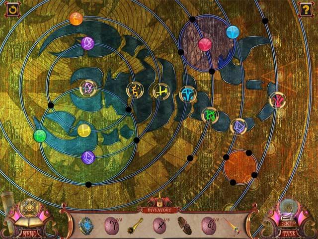zodiac prophecies: the serpent bearer screenshots 3
