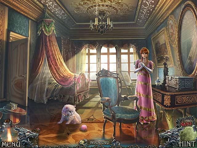 shadow wolf mysteries: cursed wedding screenshots 1