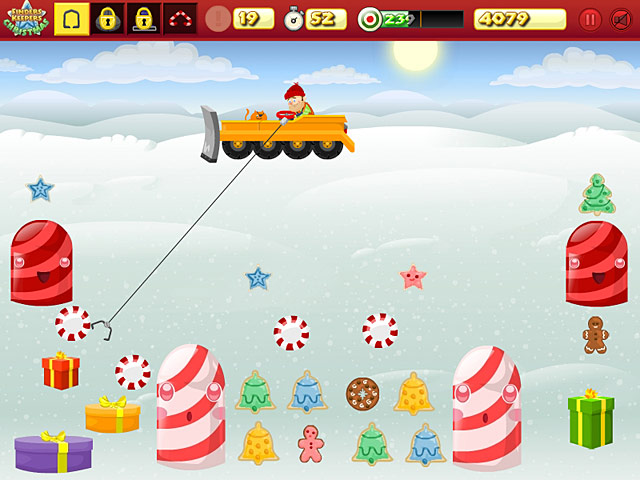 finders keepers christmas screenshots 1