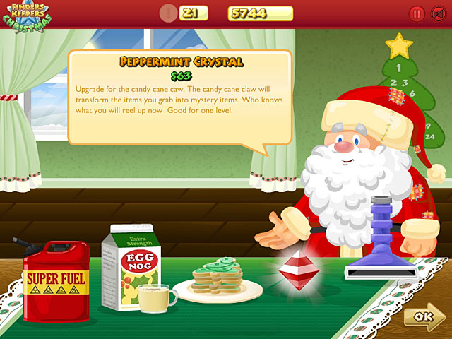 finders keepers christmas screenshots 2