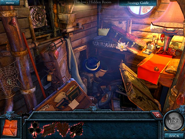 the beast of lycan isle collector's edition screenshots 3