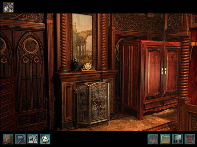 nancy drew: the captive curse screenshots 2
