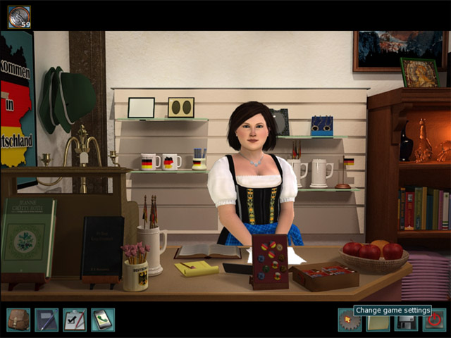 nancy drew: the captive curse screenshots 3