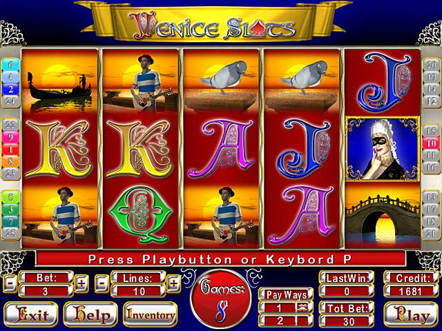 venice slots screenshots 1