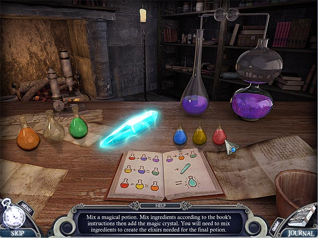 fairy tale mysteries: the puppet thief collector's edition screenshots 2