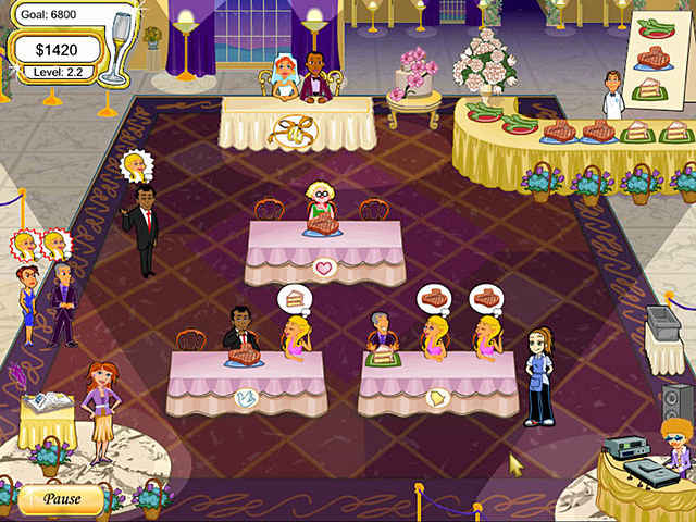 wedding dash screenshots 4
