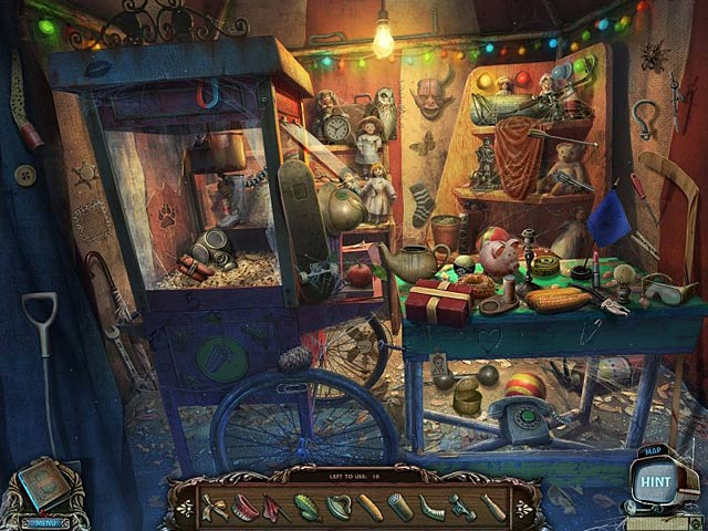 forbidden secrets: alien town screenshots 1