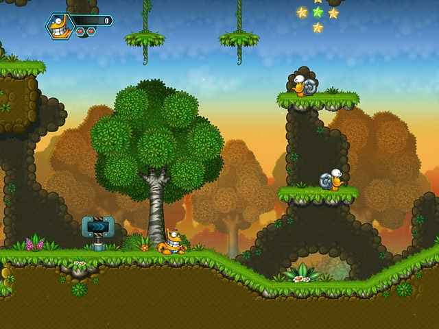 oozi earth adventure screenshots 1