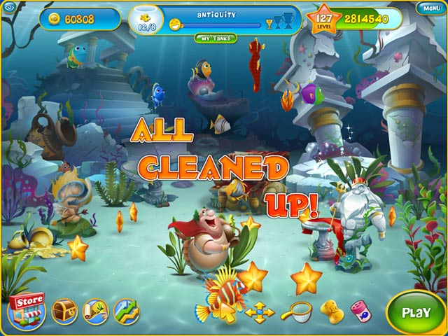 fishdom 3 screenshots 3