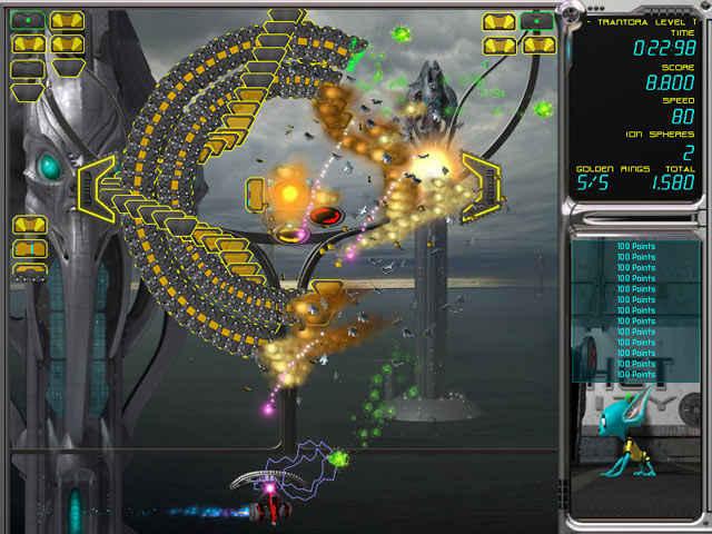 ricochet - infinity screenshots 1