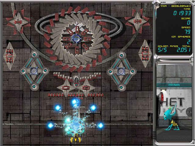 ricochet - infinity screenshots 2