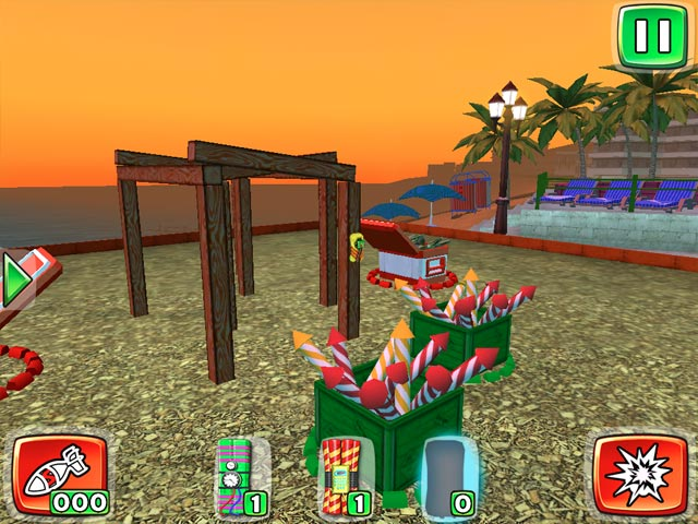 demolition master 3d: holidays screenshots 1