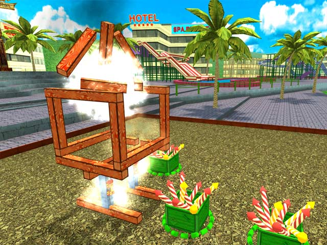 demolition master 3d: holidays screenshots 5