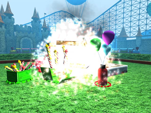 demolition master 3d: holidays screenshots 9