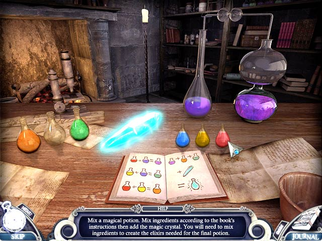 fairy tale mysteries: the puppet thief screenshots 2