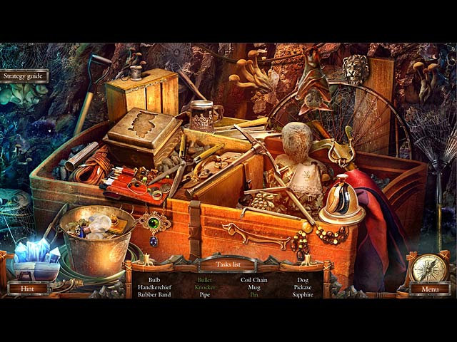 grim tales: the stone queen collector's edition screenshots 1