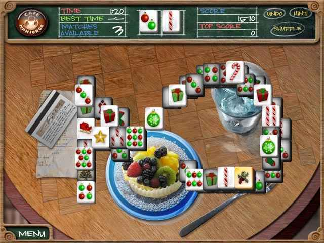 cafe mahjongg screenshots 3