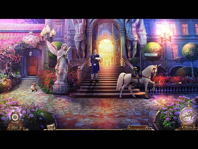 detective quest: the crystal slipper screenshots 1