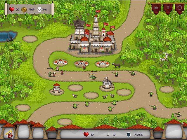 rush on rome screenshots 1
