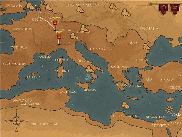 rush on rome screenshots 2