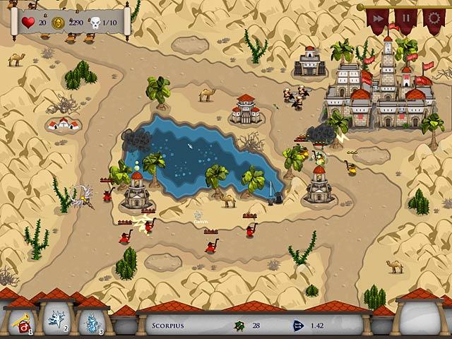 rush on rome screenshots 3