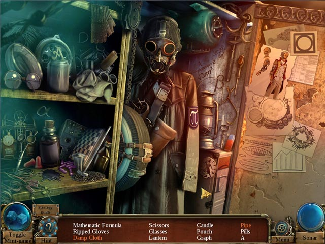 time mysteries: the final enigma collector's edition screenshots 1