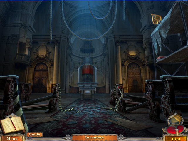 dark canvas: a brush with death collector's edition screenshots 5