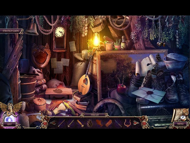 death pages: ghost library collector's edition screenshots 1