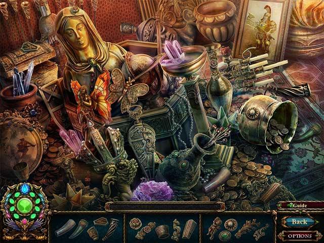 enchantia: wrath of the phoenix queen collector's edition screenshots 1