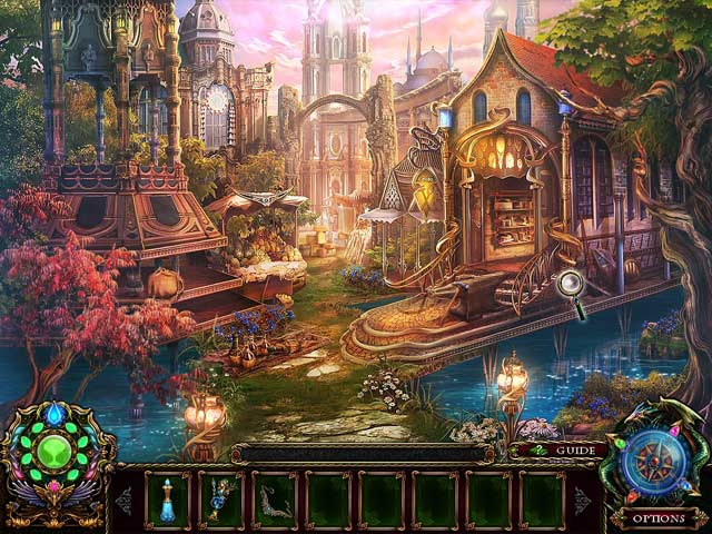 enchantia: wrath of the phoenix queen collector's edition screenshots 2