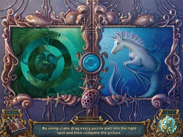 spirits of mystery: the dark minotaur screenshots 3