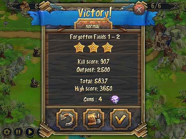 royal defense screenshots 1