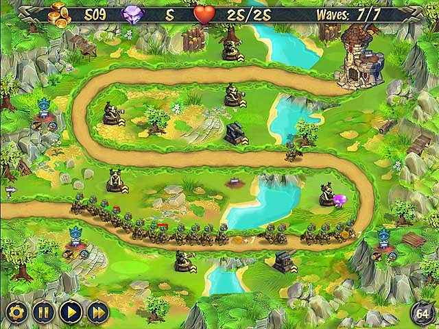 royal defense screenshots 2