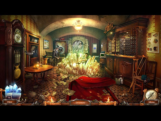 grim tales: the stone queen screenshots 2